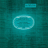 Dohnanyi: Serenade, Op. 10, in C, Gruenberg: Violin Concerto, Op. 47 by Jascha Heifetz