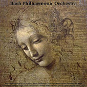 Bach: Violin Concerto No. 1 in A Minor - Air On The G String - Jesu, Joy of Man's Desiring / Schubert: Ave Maria / Walter Rinaldi: Orchestral Works / Mozart: Turkish March / Albinoni: Adagio / Pachelbel: Canon in D Major / Wedding March, Vol. III by Bach Philharmonic Orchestra