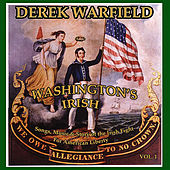 Washington's Irish by Derek Warfield