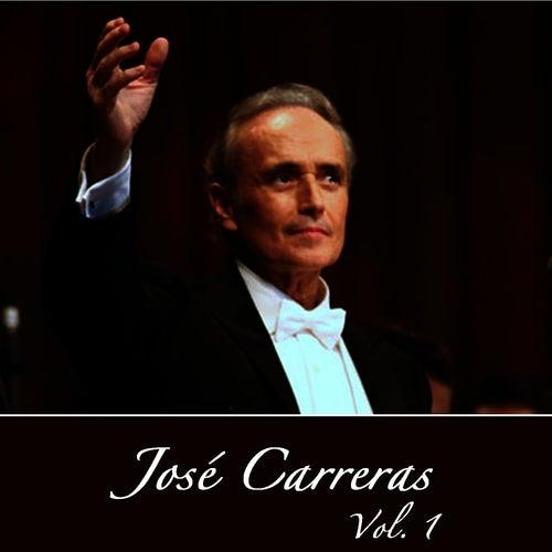 Puccini & Verdi: Carreras Vol. 1 by Jose Carreras
