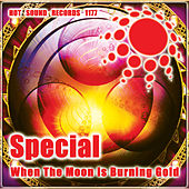 When Moon Is Burning Gold by Special