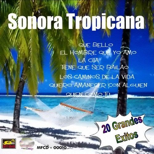 20 Grandes Exitos by Sonora Tropicana