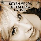 Seven Years of Falling by Lee-Zette