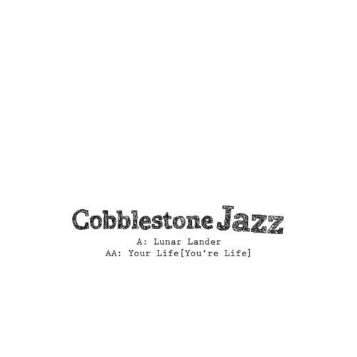 Lunar Lander EP by Cobblestone Jazz