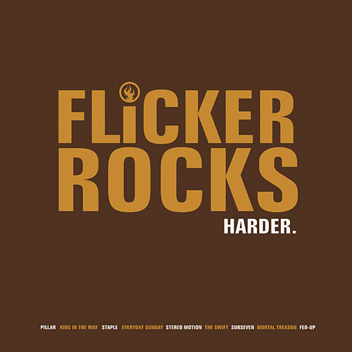 Flicker Rocks Harder by Various Artists