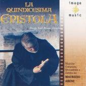 La Quindicesima Epistola by Maurizio Abeni