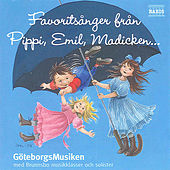 Favorite Songs From Pippi, Emil, Madicken - Lyrics by Astrid Lindgren by Sven Fridolfsson