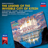 Rimsky-Korsakov: The Legend Of The Invisible City Of Kitezh by Various Artists