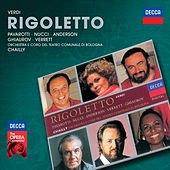 Verdi: Rigoletto by Various Artists