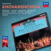Mussorgsky: Khovanshchina by Various Artists
