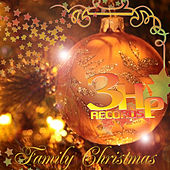 3hp Records Family Christmas by Various Artists