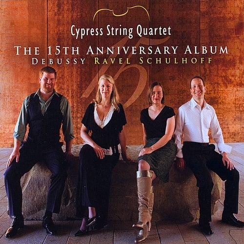 The 15th Anniversary Album by Cypress String Quartet