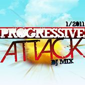 Progressive Attack Vol. 1/2011 DJ Mix by Various Artists