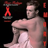 Finer Feelings (The Club Ballad Extended Mix) - World Aids Day Charity - Single by Emory