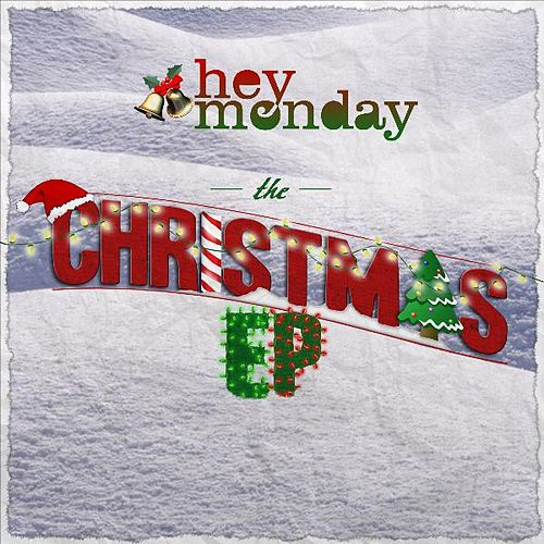 The Christmas EP by Hey Monday