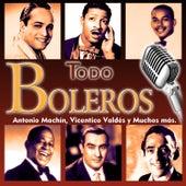 Todo Boleros by Various Artists