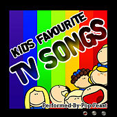 Kids Favourite TV Songs by Pop Feast