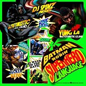 Batman and Robin (Superhero Language) by Yung LA