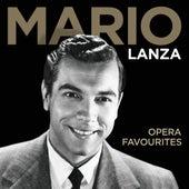 Opera Favourites by Mario Lanza
