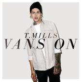 Vans On by Travis Mills