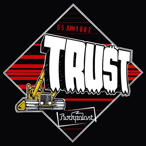 Rockpalast by Trust