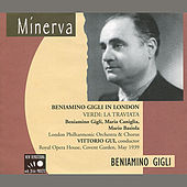 Beniamino Gigli in London - 1939 by Various Artists