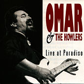 Live at Paradiso by Omar and The Howlers