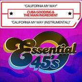 California My Way / California My Way (Instrumental) [Digital 45] by Cuba Gooding