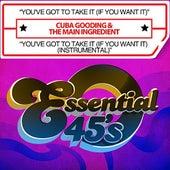 You've Got To Take It (If You Want It) / You've Got To Take It (If You Want It) (Instrumental) [Digital 45] by Cuba Gooding