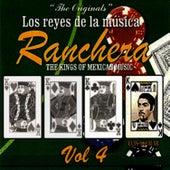 Los Reyes De La Música Ranchera Volume 4 by Luis Aguilar