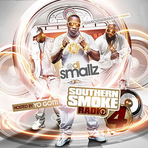 Southern Smoke 4 by Various Artists