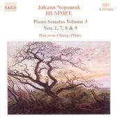 Hummel: Piano Sonatas, Vol. 3 - Nos. 1, 7, 8, 9 by Hae-won Chang