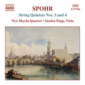 Spohr: String Quintets Nos. 3 and 4 by Sandor Papp