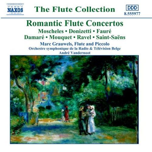 Flute Concertos (Romantic) by Marc Grauwels