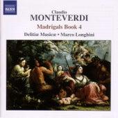 Monteverdi, C.: Madrigals, Book 4 (Il Quarto Libro De' Madrigali, 1603) by Marco Longhini