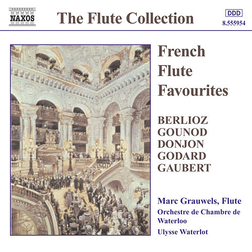 French Flute Favourites by Marc Grauwels