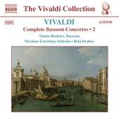 Vivaldi: Bassoon Concertos (Complete), Vol. 2 by Tamas Benkocs