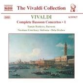 Vivaldi: Bassoon Concertos (Complete), Vol. 1 by Tamas Benkocs