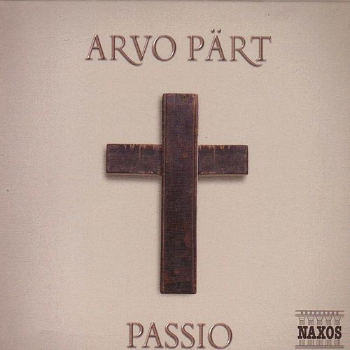 Part: Passio by Antony Pitts