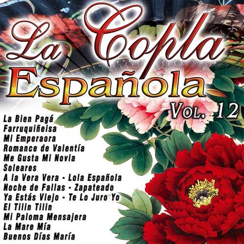 La Copla Española Vol. 12 by Antonio Amaya
