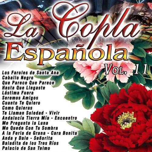 La Copla Española Vol. 11 by Enrique Montoya