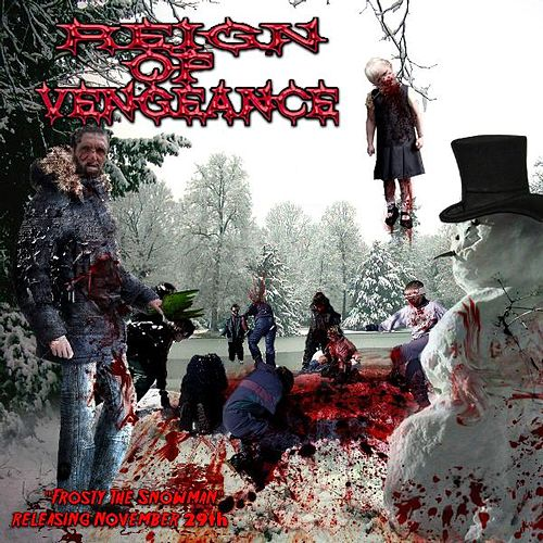 Frosty the Snowman - Single by Reign of Vengeance