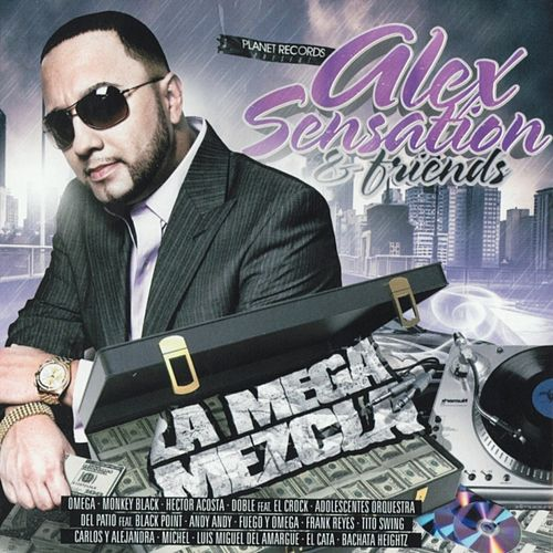 La Mega Mezcla by Various Artists