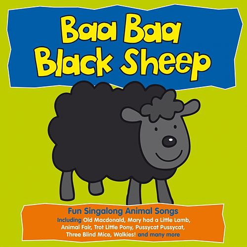 Baa Baa Black Sheep by Kidzone