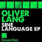 Sine Language by Oliver Lang