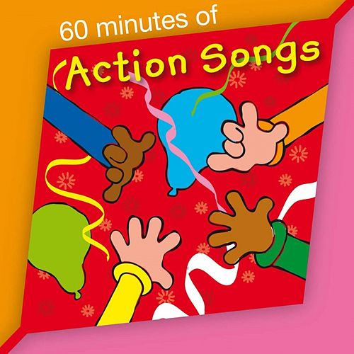 60 Minutes of Action Songs by Kidzone