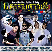 Legendarios - Rap & Regaetton Vol.1 by Various Artists