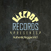 Jackpot Presents Authentic Reggae Vol.1 by Various Artists