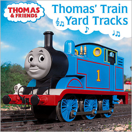 Thomas' Train Yard Tracks by Thomas & Friends