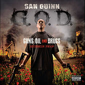G.O.D. - Guns Oil and Drugs - Recession Proof by Various Artists